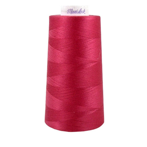 Maxilock Serger Thread in Dusty Rose, 3000yd Spool