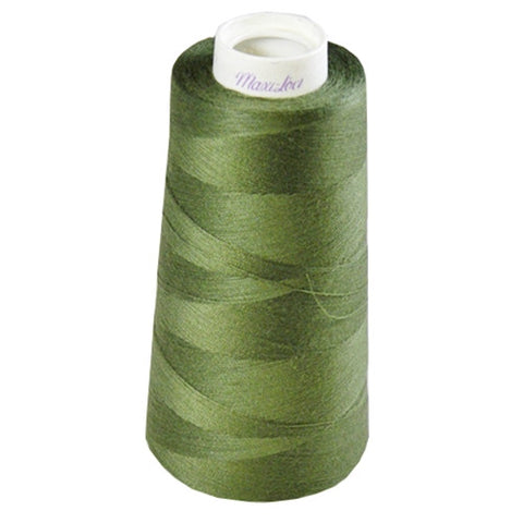 Maxilock Serger Thread in Olive Drab, 3000yd Spool