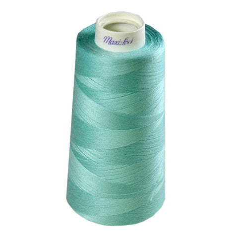 Maxilock Serger Thread in Turquoise, 3000yd Spool