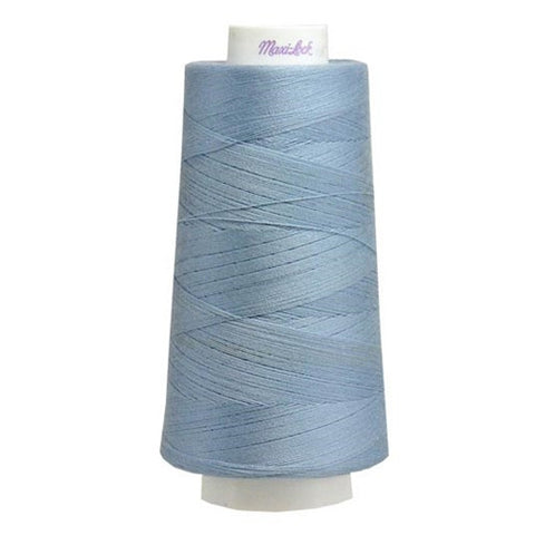 Maxilock Serger Thread in Lucerne Blue, 3000yd Spool