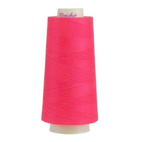 Maxilock Serger Thread in Neon Pink, 3000yd Spool