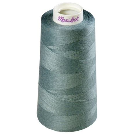 Maxilock Serger Thread in Aqua, 3000yd Spool