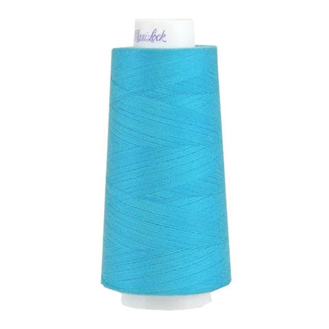 Maxilock Serger Thread in Radiant Turquoise, 3000yd