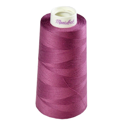 Maxilock Serger Thread in Roseate, 3000yd Spool