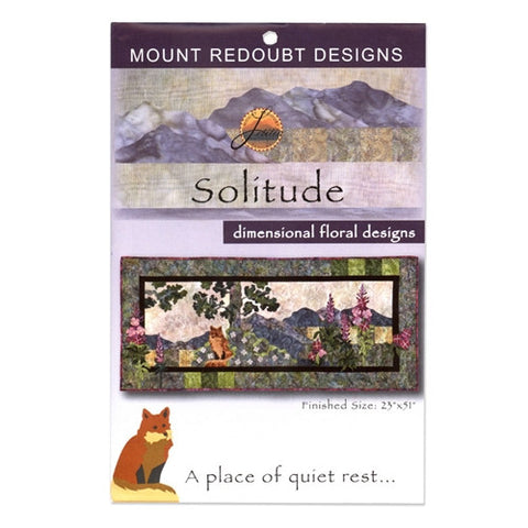 Solitude by Mount Redoubt