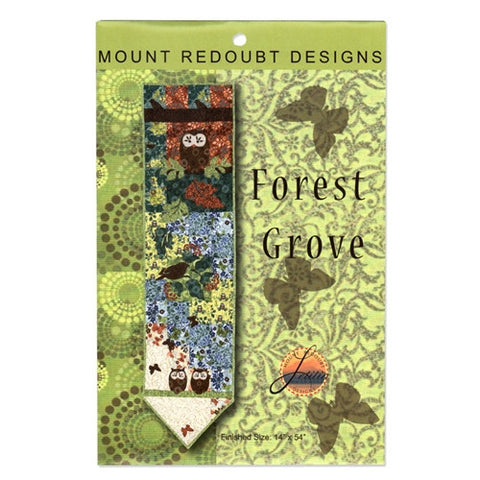 Forest Grove by Mount Redoubt