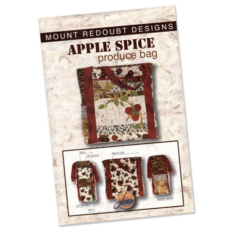 Apple Spice Produce Bag by Mount Redoubt