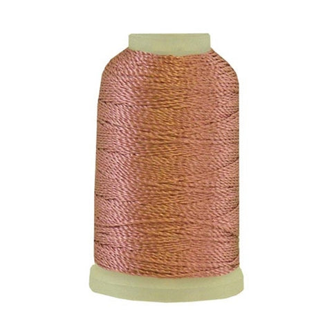 YLI Pearl Crown Rayon in Roseate, 100yd Spool