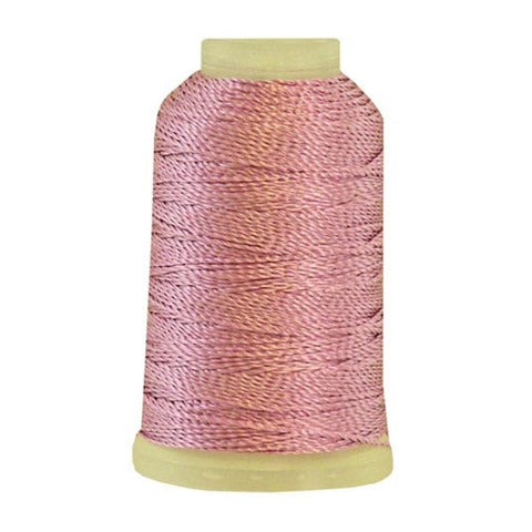 YLI Pearl Crown Rayon in Lilac, 100yd Spool