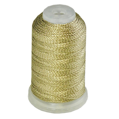 YLI Pearl Crown Rayon in Desert Tan, 100yd Spool