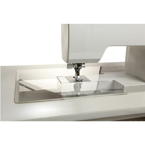 "Sylvia Clear Cabinet Insert 14-3/16""  x 27-3/8"""