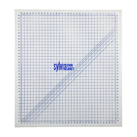 "Cutting Mat for quilting and sewing measuring 40"" x 36"""