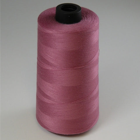 Spun Polyester in Dusty Mauve, 6000yd Spool