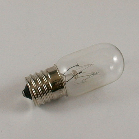 Bulb Screw-in for Singer, White, Kenmore