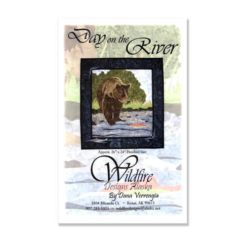 Day on the River by Wildfire Designs Alaska