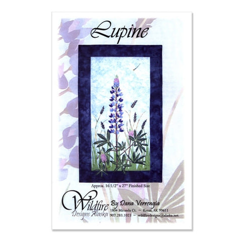 Lupine by Wildfire Designs Alaska