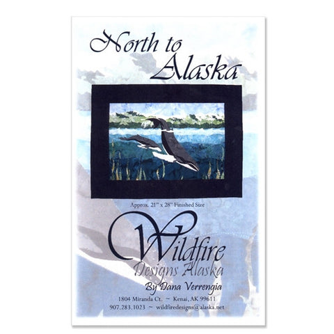 North to Alaska by Wildfire Designs Alaska