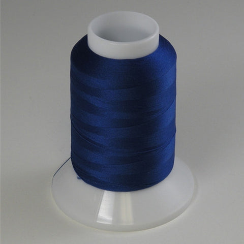 YLI Woolly Nylon in Royal Blue, 1000m Spool
