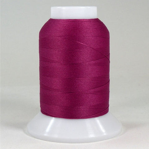YLI Woolly Nylon in Magenta, 1000m Spool