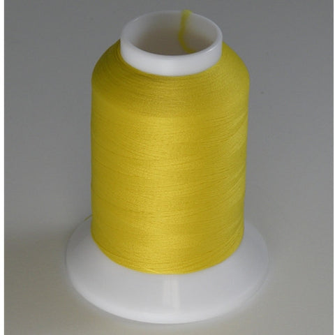 YLI Woolly Nylon in Daffodil, 1000m Spool