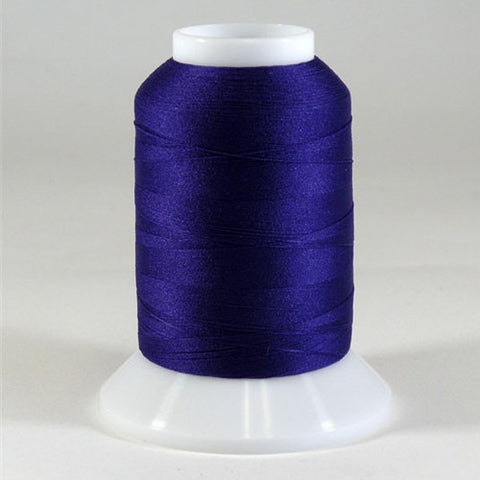 YLI Woolly Nylon in Grape, 1000m Spool