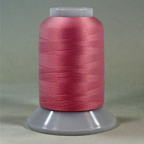 YLI Woolly Nylon in Light Pink, 1000m Spool