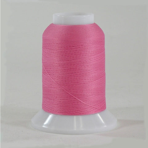 YLI Woolly Nylon in Strawberry Pink, 1000m Spool
