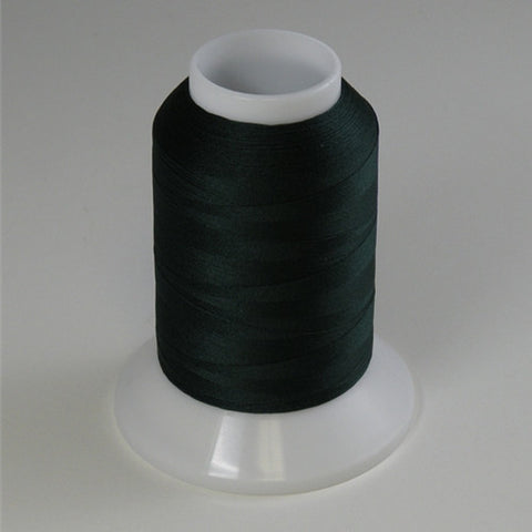 YLI Woolly Nylon in Christmas Tree, 1000m Spool