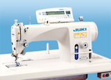 Juki DDL-9000A-DS/PBN Fully-dry-head, Direct-drive, High-speed, 1-needle, Lockstitch Machine (bird's nest preven...