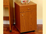 Arrow Suzi Storage Cabinet Oak For Your Sewing And Embroidery Machines