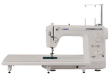 Juki TL2000QI Longarm, Grace GQ Frame, Stitch Regulator And Quilter's Creative Design