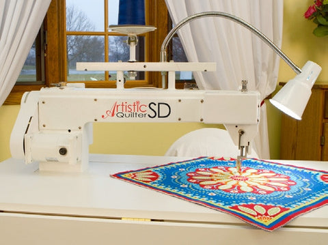 Janome Artistic Sit Down Quilter Sewing Machine