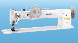 Juki LG-158-1 Long-arm, Unison-feed, Lockstitch Machine with Vertical-axis Large Hook