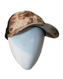 brown camo women's hat