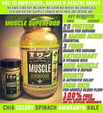 Organic Power Vegan Muscle Superfood Protein