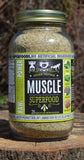 Muscle Superfood Protein & Organic Fat Burner Powders (2lb Jars)