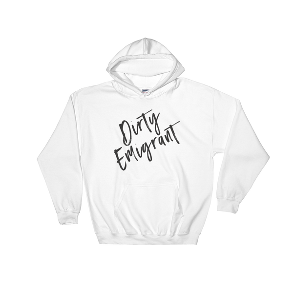 DIRTY EMIGRANT Hooded Sweatshirt