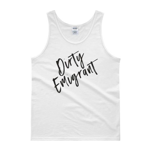 DIRTY EMIGRANT Men's Tank