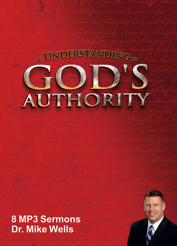 Understanding God's Authority
