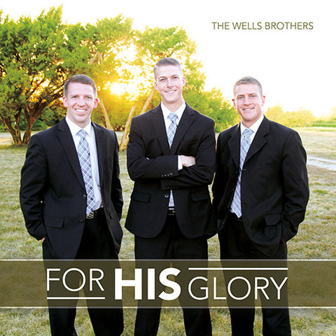 For His Glory - Digital Download