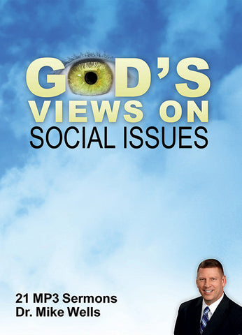 God's Views On Social Issues