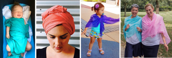 WrapMeCool - 5 Tips On How to Keep Cool During Heatwaves - Our Wraps And Neck Scarves