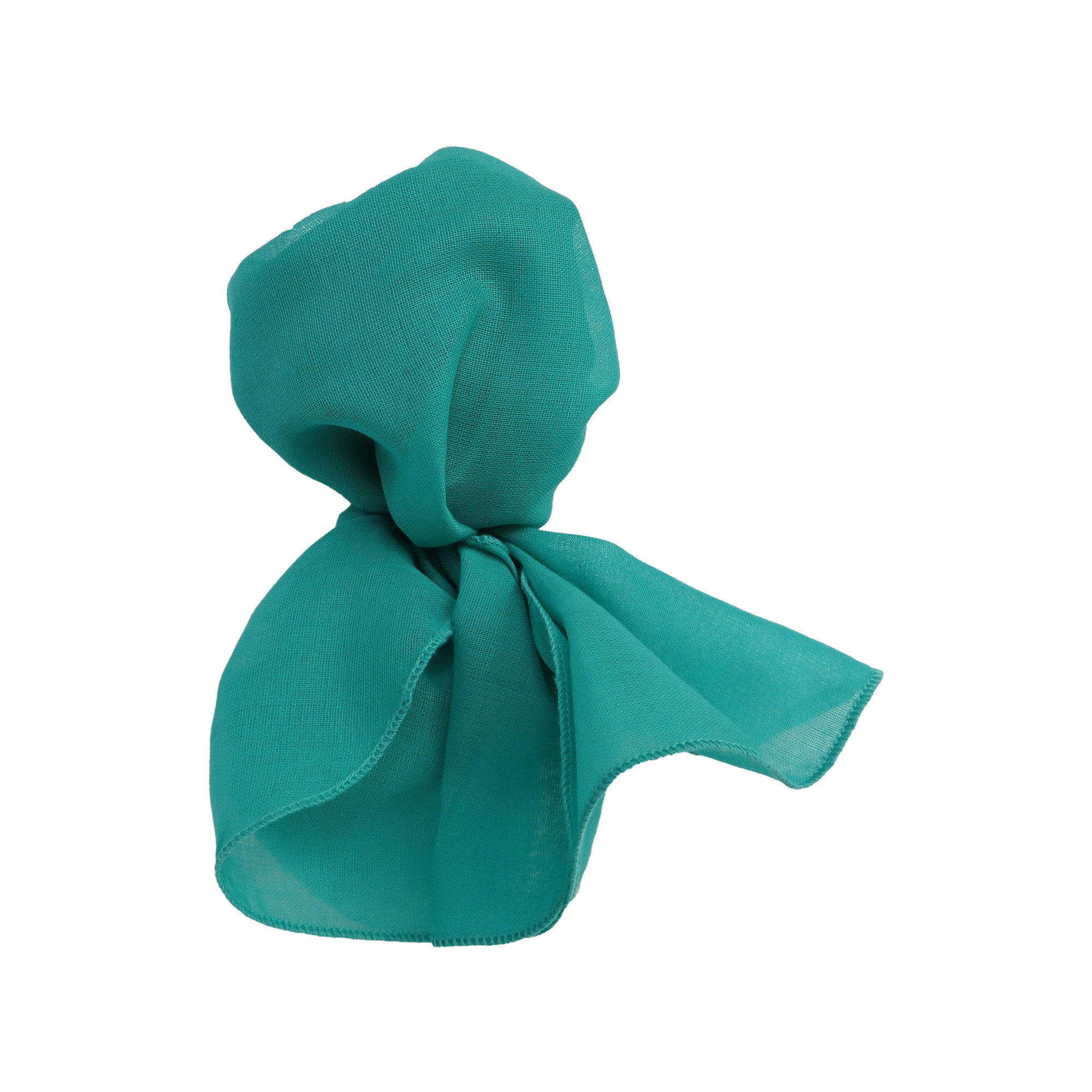 Medium Sea Green - Neck Scarf