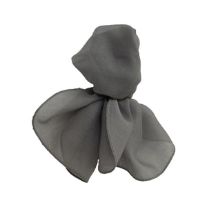Slate Grey - Neck Scarf