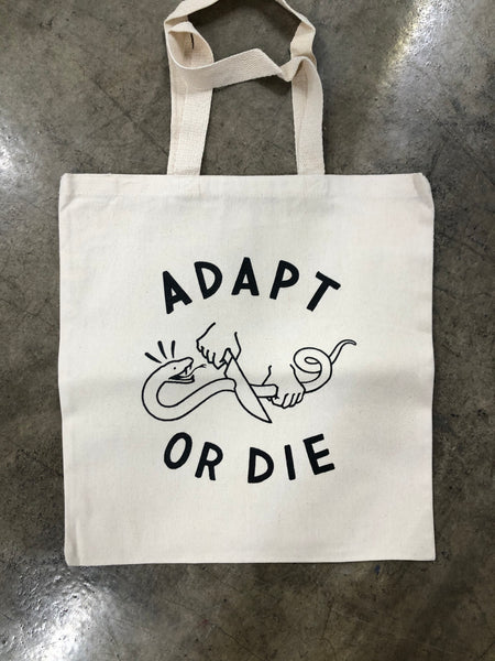 Adapt Or Die Tote