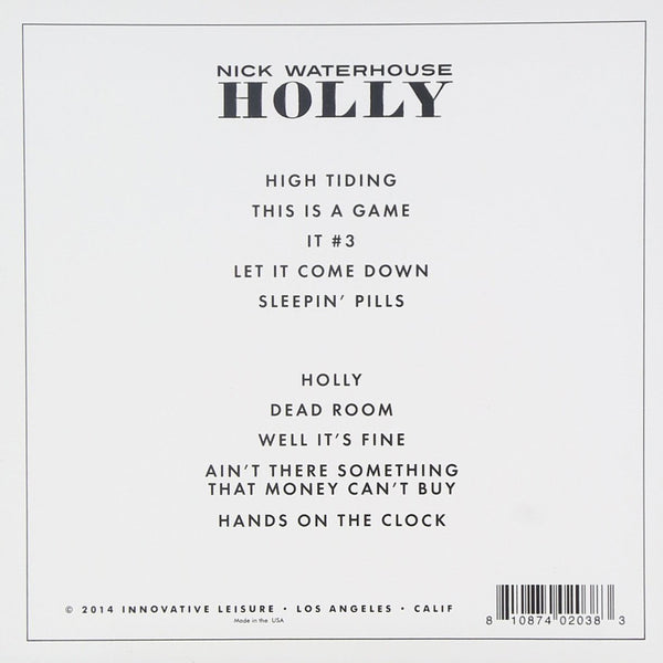 Holly | LP