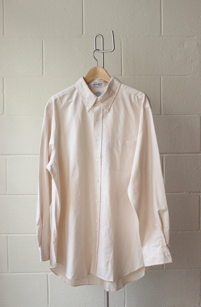 "Kamakura ""New Old Stock"" Shirts - Beige"