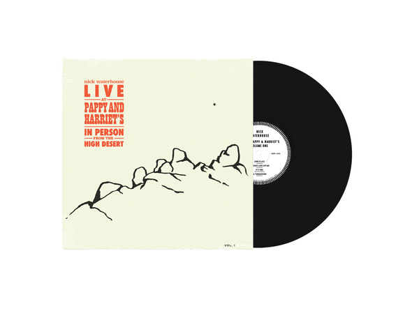 Nick Waterhouse - Live at Pappy and Harriet's | Double-LP