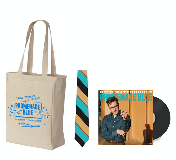 The Promenadin' Tie Bundle