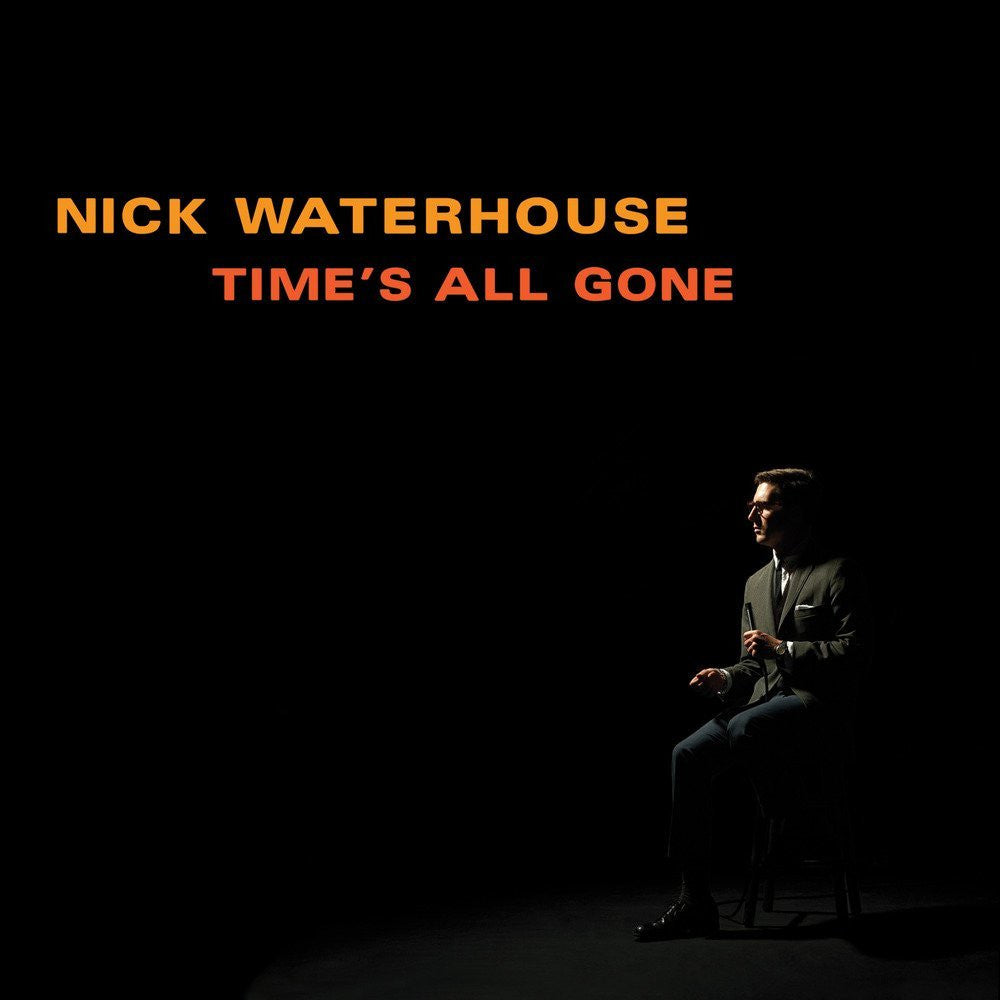 Time's All Gone | CD